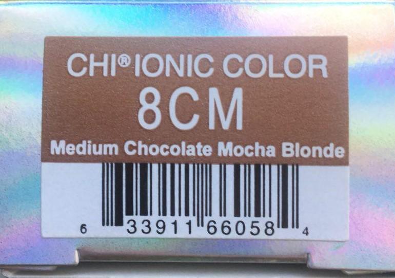 Крем-краска CHI Ионик 8 СМ  85 гр