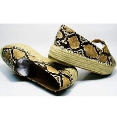 Эспадрильи обувь Lily shoes Q38snake.
