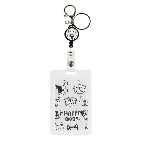 Брелок-держатель Happy Dogs