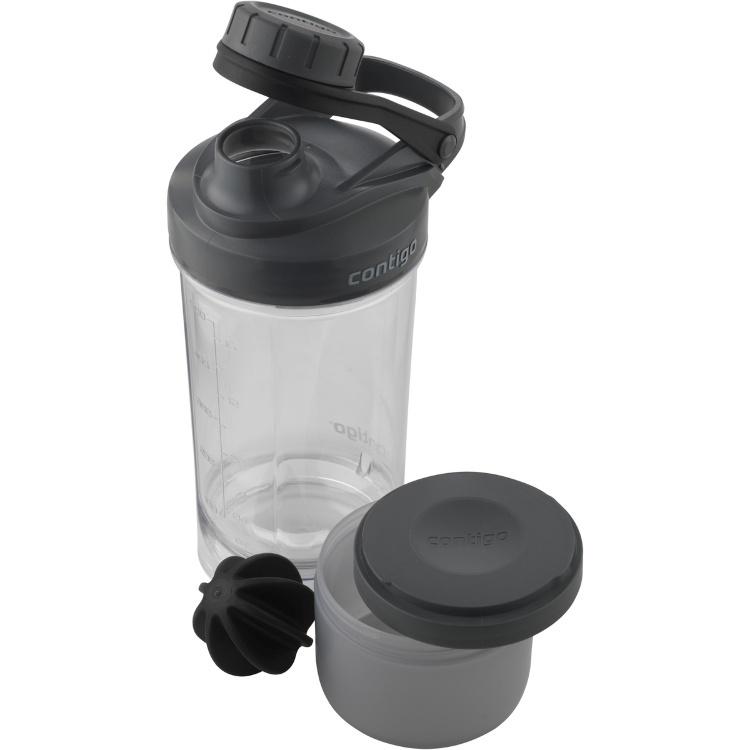 Фитнес-бутылка Contigo (0.65 литра) голубая
