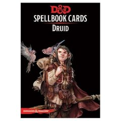 Spellbook Cards: Druid Deck