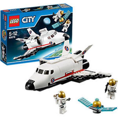 LEGO City: Обслуживающий шаттл 60078