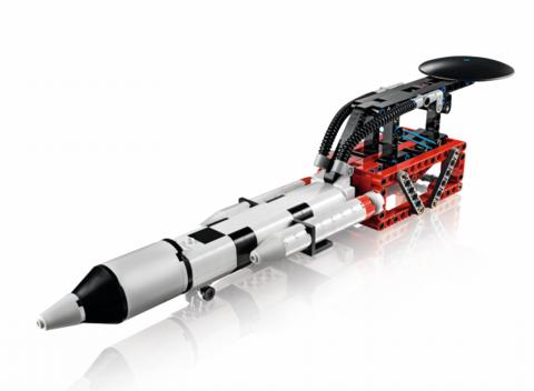 LEGO Education: Дополнительный набор «Космические проекты» EV3, 45570
