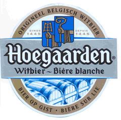 Пиво Hoegaarden Blanche