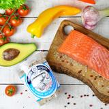 Соль для засолки красной рыбы