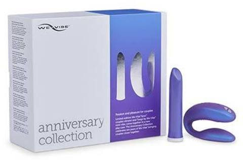 WE-VIBE Anniversary Collection Набор Sync+Tango