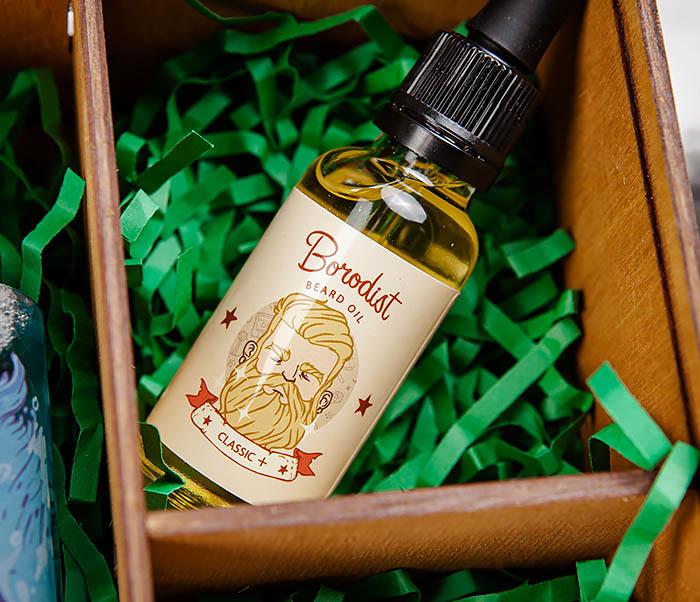 Набор средств для умывания и ухода за бородой от «Borodist» фото 03