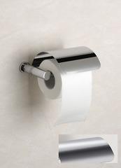 Держатель туалетной бумаги с крышкой 85351SNI Ribbed от Windisch