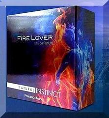 "Парфюмерная вода марки ""Natural Instinct"" муж. ""Fire Lover"" 100 мл"