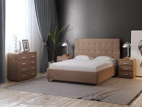Кровать Райтон Leon с высоким изголовьем