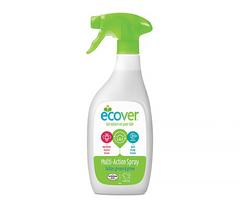 Спрей, ECOVER, для чистки любых поверхностей, 500 мл