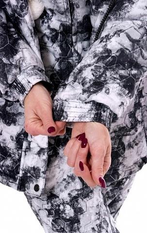 Женский зимний костюм Барс