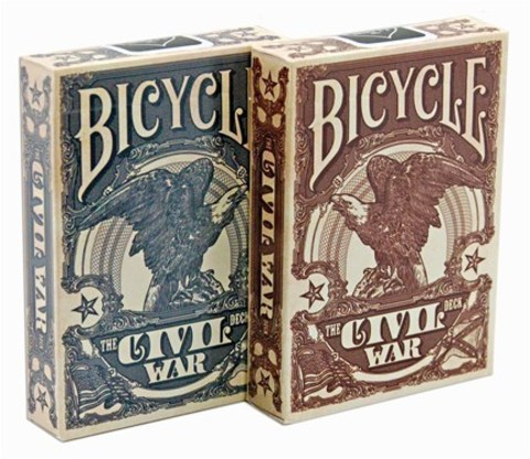 Bicycle Civil War Deck