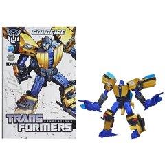 Робот - трансформер Голдфаер с Комиксом (Goldfire) - Поколение Трансформеров, Hasbro