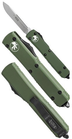 Нож Microtech Ultratech Satin модель 121-4OD