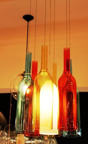 replica LASVIT bottle chandelier