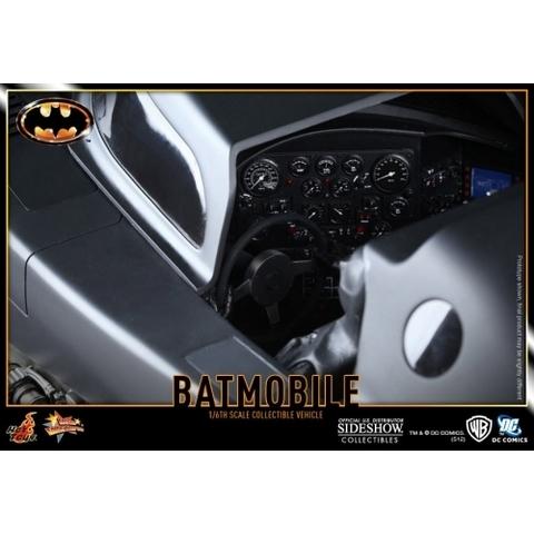 Batman - 1989 Batmobile Movie Masterpiece 1/6 Scale