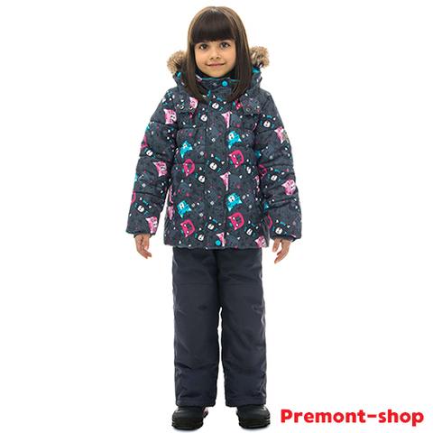 Зимний комплект Premont Мэнские котята WP81218