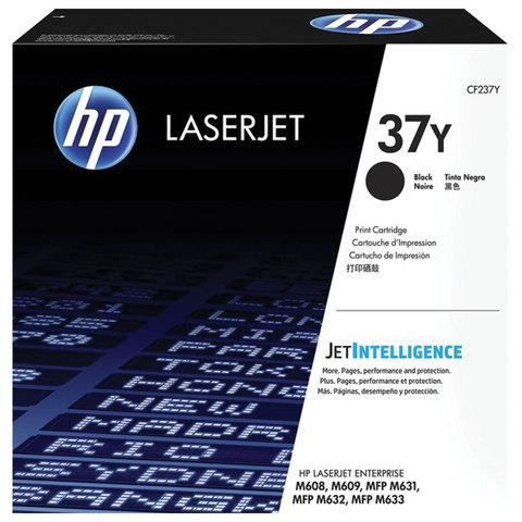 Картридж HP CF237Y (37Y) лазерный увеличенной емкости (41000 стр)
