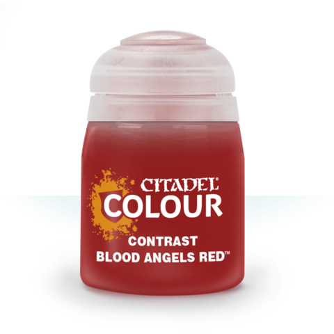 contrast: BLOOD ANGELS RED 18 ml.