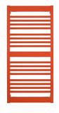Водяной радиатор электрический Quadro-14 высота 120 см