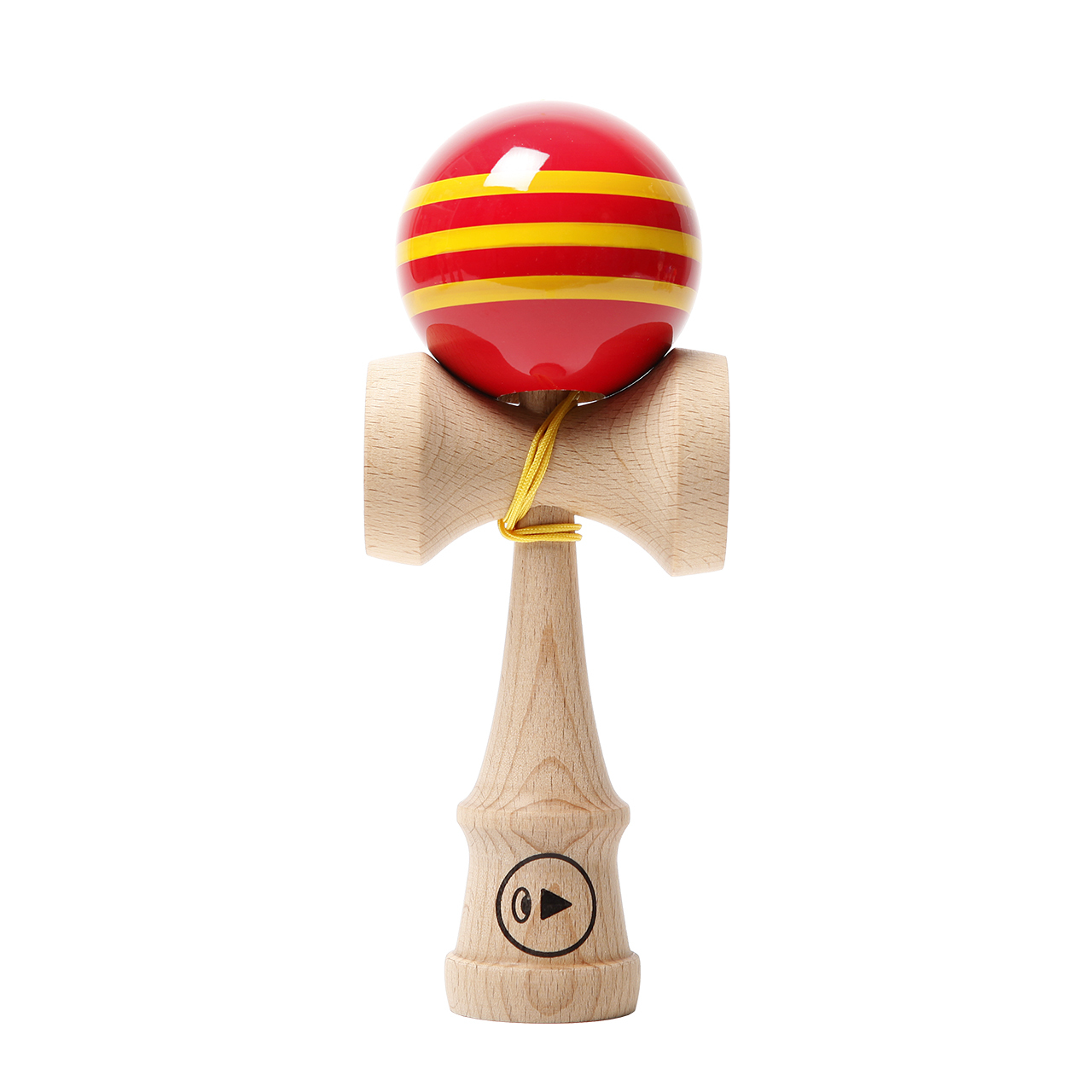 Кендама PLAY PRO II - Triple stripes (Kendama Europe)