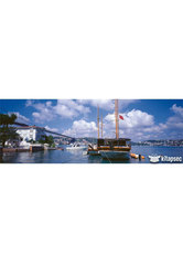 Puzzle -2000 pcs The Sultan Fatih Mehmet bridge (Panorama)