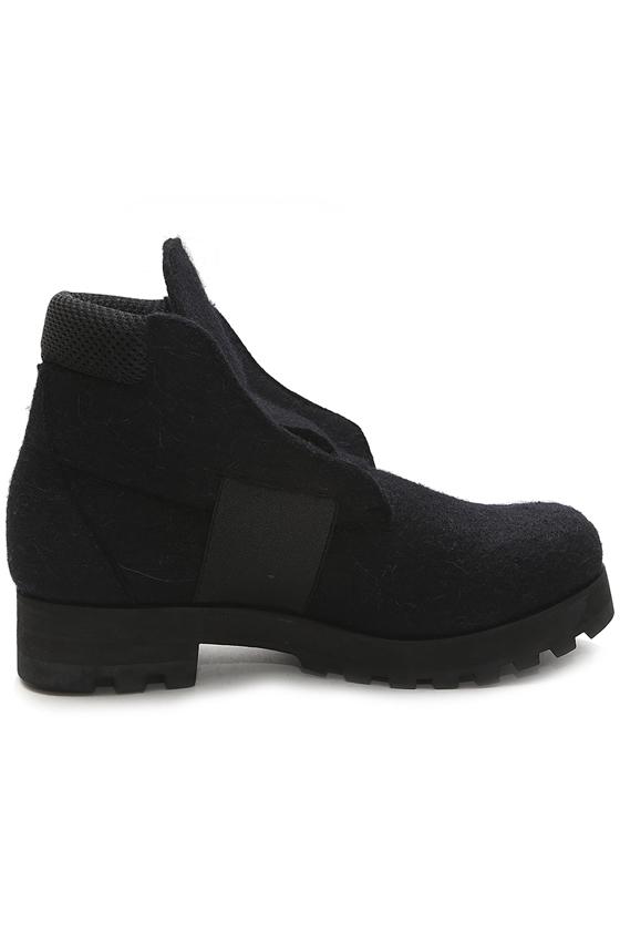 Ботинки «DOGGI FELT BL»