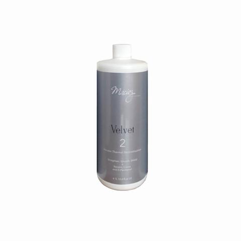 Maciez Velvet Рабочий состав для кератинового выпрямления волос 1000мл