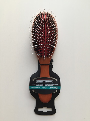 Florans 9753-ВМ Щётка универсальная деревянная зубцы нейлон