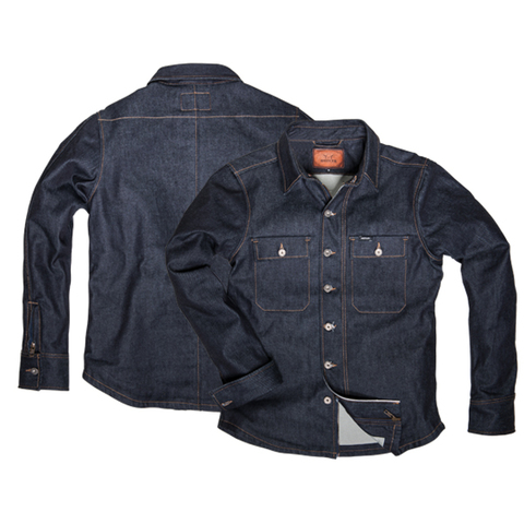 Rokker, Рубаха Denim Rider Raw