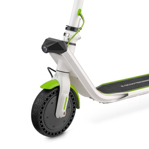 Электросамокат EVO Blade T-Zero белый-зеленый
