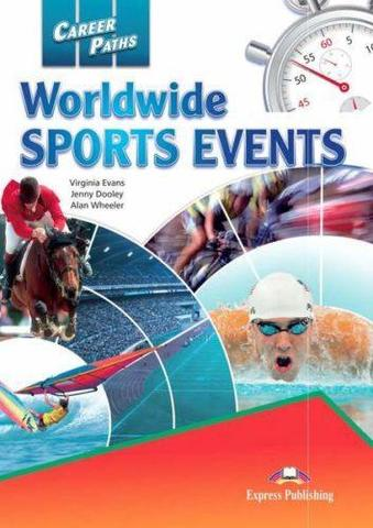 Worldwide sports events (esp). Students Book. Учебник