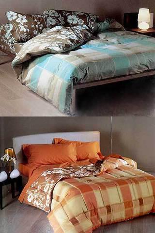 Постельное белье 2 спальное евро макси Caleffi Living