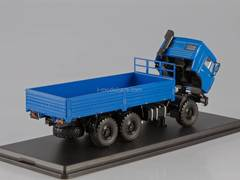 KAMAZ-43118 6x6 flatbed blue 1:43 Start Scale Models (SSM)