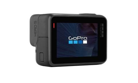 GoPro HERO5 Black CHDHX-501 дисплей