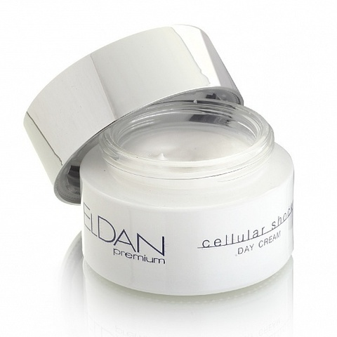 Eldan Premium cellular shock day cream, Дневной крем «Premium cellular shock», 50 мл.