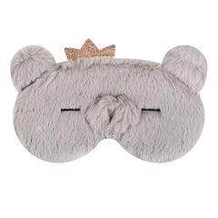 Маска для сна Fluffy Grey