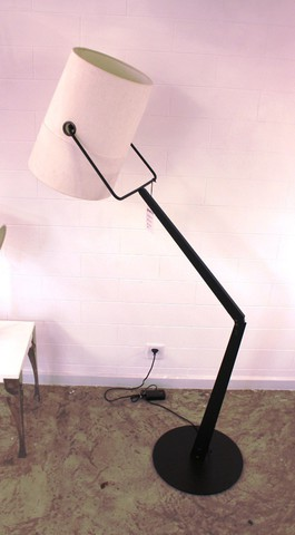 replica Diesel Fork Floor Lamp 2 ( black+white )