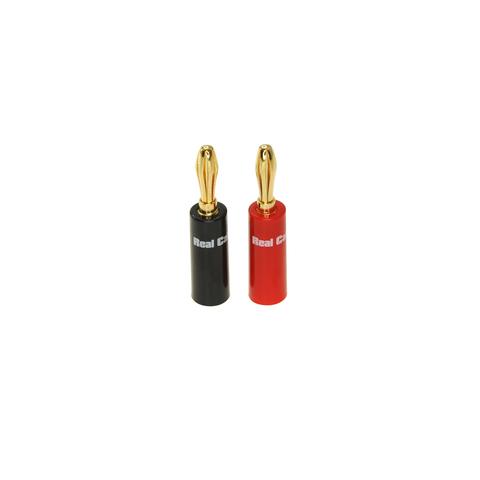 Real Cable B6020-2C/4pcs, разъёмы акустические