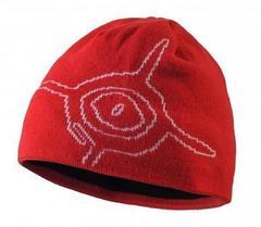 Лыжная шапка с ветрозащитой Noname Windshield 2000171 красная