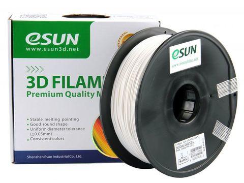 Пластик eSun eLastic Natural 1.75 мм, натуральный, 1 кг.