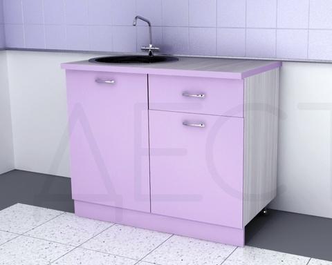 Стол кухонный под мойку ЭСТЕРО 1000