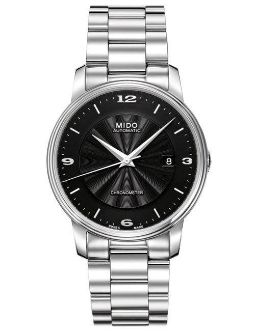 Часы мужские Mido M010.408.11.057.00 Baroncelli