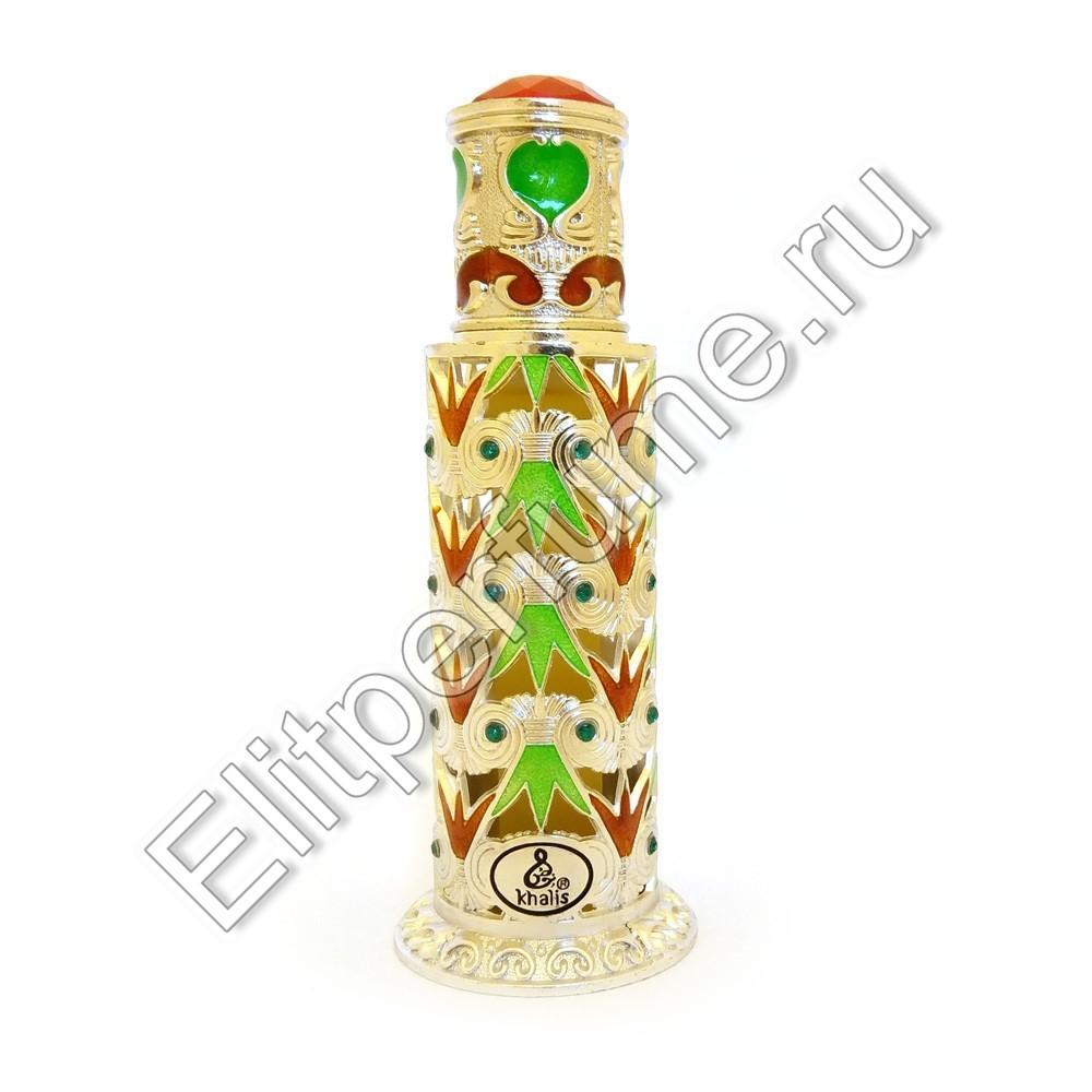 Alanoud Аланоуд  арабские масляные духи от Халис Khalis Perfumes