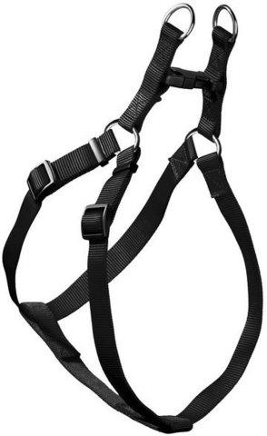 Hunter Smart шлейка для собак Ecco Квик L (52-74/55-79см) нейлон черная