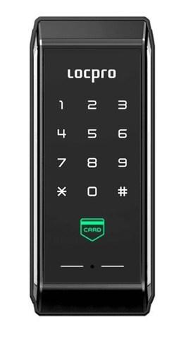 Накладной электронный замок LocPro K100B2 Series Digital Door Lock