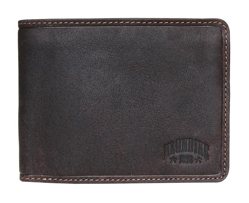 Бумажник мужской KLONDIKE «Peter»