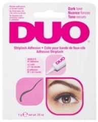 DUO Water Proof Eyelash Adhesive Dark Tone темный клей для накладных ресниц