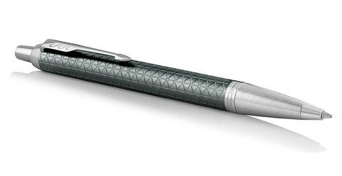 Шариковая ручка Parker IM Premium Dark Green CT123